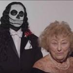 Death metal banda frontembere lett a 96 éves holokauszttúlélő