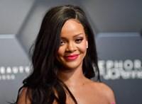 Gyűszűt soha nem koptatott, de új üzleti modellel törne be a divatvilágba Rihanna
