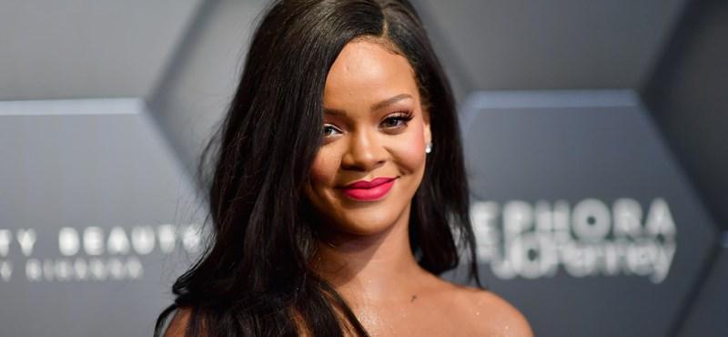 Rihanna gyerekként ruhákat árult egy utcai bódéban, most ő lehet a XXI. századi Coco Chanel