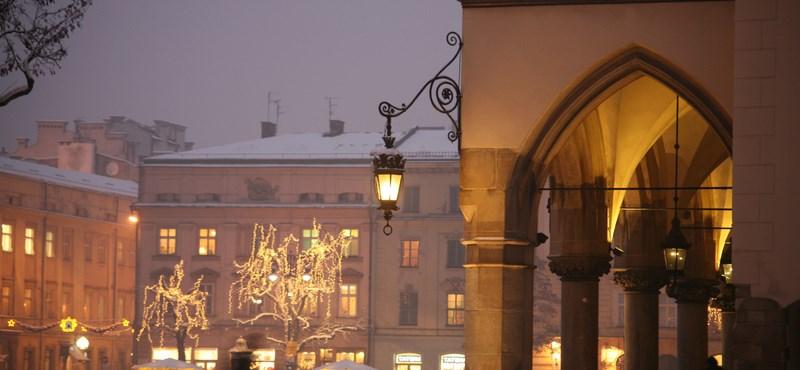 Válság? Krakkóban nagy lakásberuházás indul