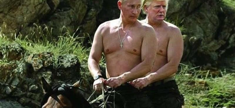 Ha minden igaz, tényleg létrejön végre a nagy Putyin-Trump-találkozó