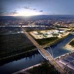 Egymilliárdnál is többet elköltenek, hogy a sínek elkerüljék a nem létező olimpiai falut