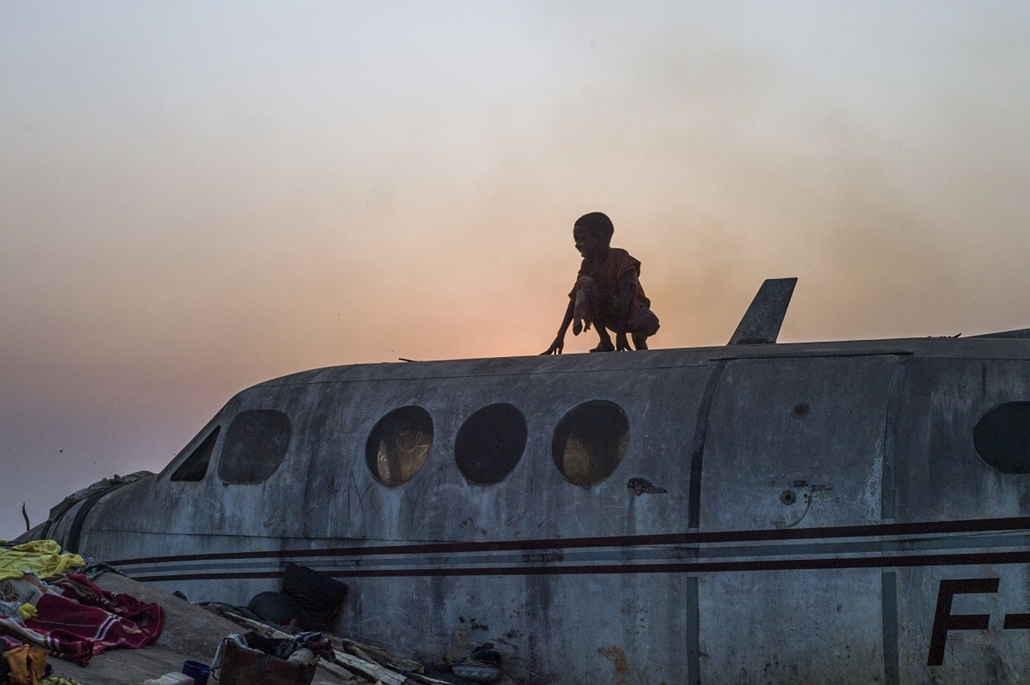 afp. hét képei - 2014.02.20. Bangui, Közép-Afrikai Köztársaság