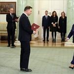Elfogadta Szydlo és kormánya lemondását a lengyel elnök