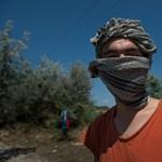 Magyarországra jöttek, innen csak Ázsiába mehetnek – Nagyítás-fotógaléria