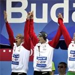 Egy ezüst, két bronz az úszó-Eb-n - a magyarok hétfői eredményei