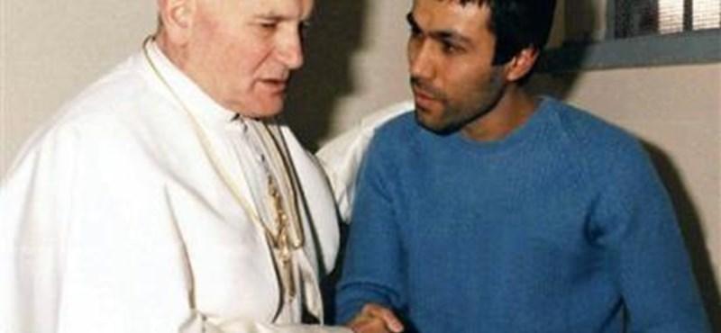 II. János Pál merénylője nem láthatja XVI. Benedeket
