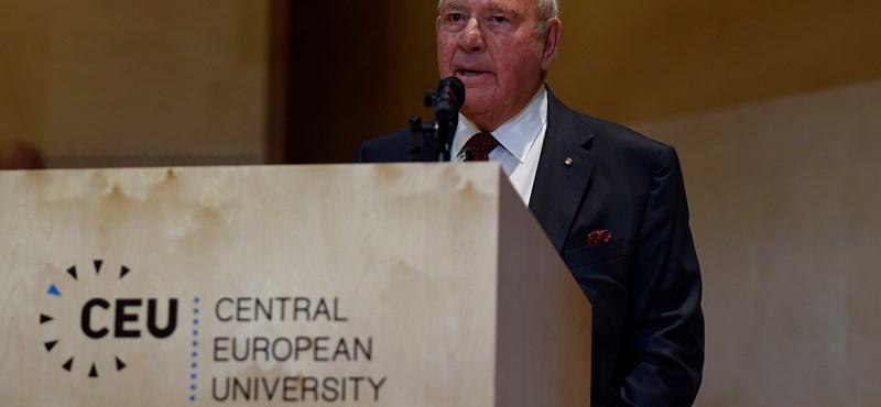 Szomorú a CEU miatt az amerikai nagykövet, de ez az ügy nem vezethet szakításhoz
