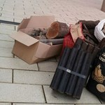 A nap képe: széngyűjtéssel tiltakoznak a szegedi egyetemisták