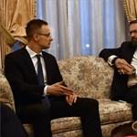 """Trump magyar származású """"üvöltözős"""" szakértőjével is egyeztetett Szijjártó Péter Washingtonban"""