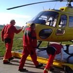 Közbeszerzés nélkül venne a kormány mentőhelikoptereket