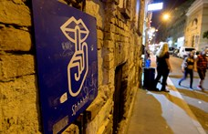 Bloomberg-videóriport: Üres a bulituristák nélkül Budapest belvárosa