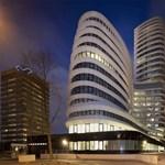 Zöld iroda Amszterdamból
