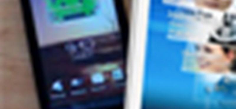 Kipróbáltuk: SE X10 – a közösségi Android