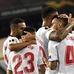 Európa-liga: Döntőben a Sevilla