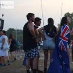 Hvg.fesztival: Zászlónap a Szigeten - A nemzeteket zsebre rakják - videó