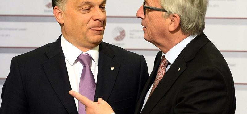 Felháborodott Juncker tasliján a Polgári Konzervatív Párt