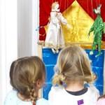 Bábjáték gyereknapra - hogyan készítsük el otthon?