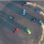 Megkapta a méltó ünneplést az 50 éves Ford Mustang - videó