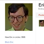 Megjelent Eric Schmidt a Google+ oldalain
