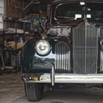 1948 óta egy családé ez a most eladásra kínált veterán autó