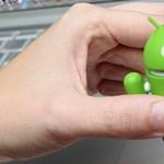 A nap kütyüje – Android figura