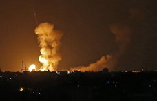 Gázából megint rakétákkal támadnak a terroristák