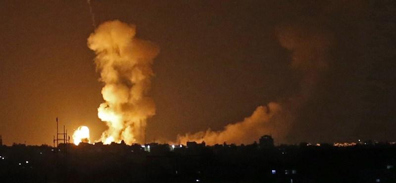 Sikertelen kibertámadást indított a Hamász, Izrael fizikai erővel torolta meg