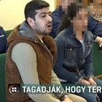Bíróság elé állt Szegeden a terrorizmus finanszírozásával vádolt kurd házaspár