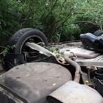 Egy halott, öt sebesült a bakonyjákói balesetben