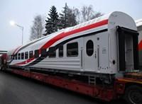 Hamarosan indul az egyiptomi vasúti kocsik gyártása a Dunakeszi Járműjavítóban