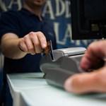 Hiába tették kötelezővé, alig nőtt az elektronikus fizetést elfogadó helyek száma