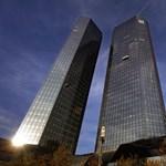 170 rendőr lepte el Deutsche Bank irodáit