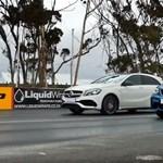 Ez egy jó kis csata: BMW M2 a Mercedes-AMG A45 ellen