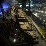 Nem dől össze a 16. század Titanicja, bár megmozdulhat