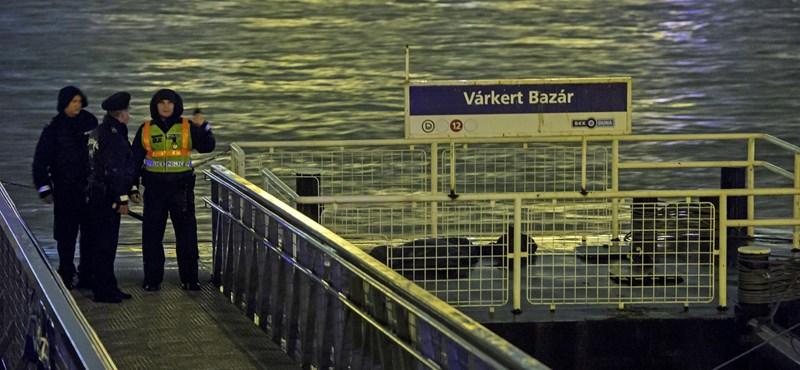 Két hajó ütközött a Parlamentnél, heten meghaltak, több embert még keresnek