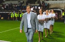 Mészáros Lőrinc kölcsönadott saját magának egy focistát