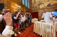 Mandulás lett az idei év tortája – kihirdették a győztest