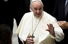 Ferenc pápa: A mérsékletesség, a segítségnyújtás és az imádság időszaka jöjjön