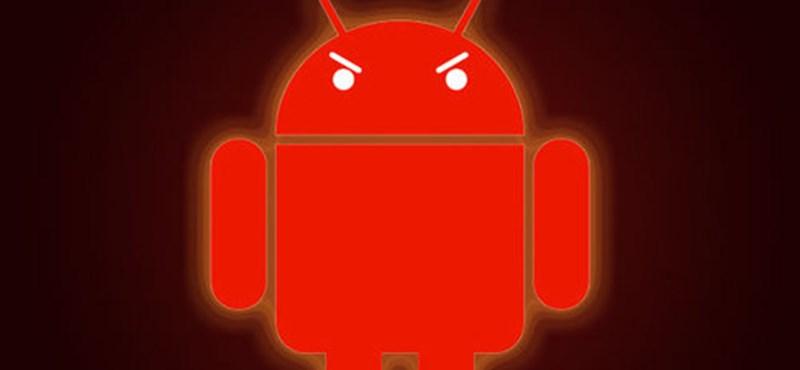 Androidos telefonja van? Több millióan letölthettek egy vírust