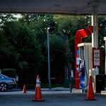 Hétéves csúcson a benzinárak Amerikában