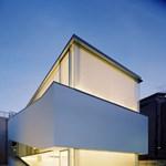 Tokiói családi ház: a minimalista stílus csúcsa