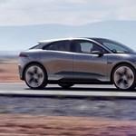 Dizájnban már veri a Jaguar elektromos autója a Tesla szabadidő-autóját