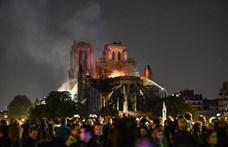 A Notre-Dame lángjai filmsorozatban köszönnek vissza