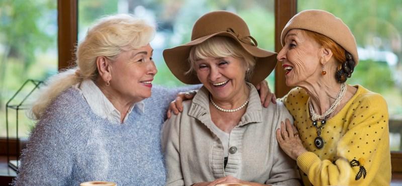 Nem a boldogság a hosszú élet titka