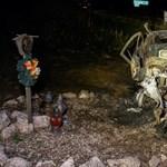 Így történt a négy ember halálát követelő baleset vasárnap