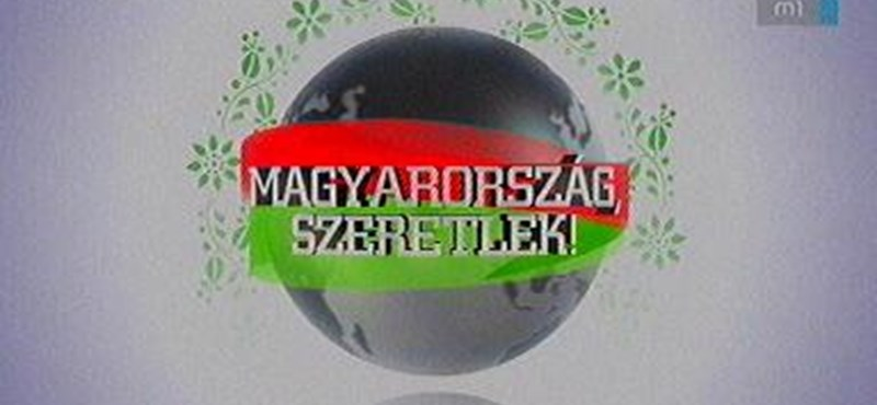 Magyarország, szeretlek!