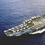 Már 550 koronavírusos beteg van a botrány övezte amerikai hadihajón