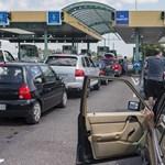 Hetvenöt kiló marihuána lapult a szerb férfi kocsijában, miközben megpróbált átjutni a határon
