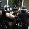 Trump addig kiáltott fake newst, hogy már rendőrök támadnak újságírókra az utcán